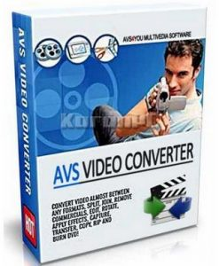 AVS Video Converter Crack Full Version