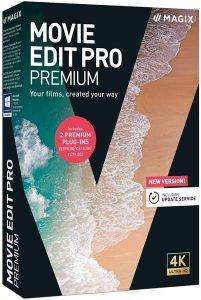 MAGIX Movie Edit Pro Premium Crack With License Key