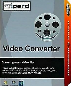 Tipard Video Converter Ultimate Crack With Serial Key