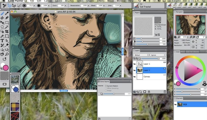 Corel Painter Crack With Serial Key