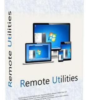 Remote Utilities Pro Crack + Serial Key Download