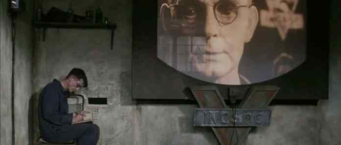 1984 Georrge Orwell adaptación cinematográfica