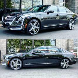 Cadillac CT6 hibrido