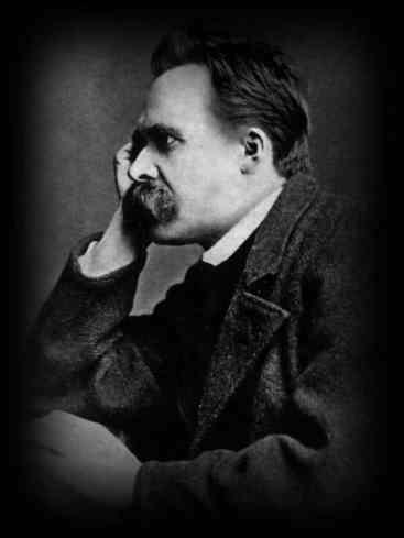 Retrato de Nietzsche