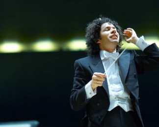 Venezolano destacado. Gustavo Dudamel
