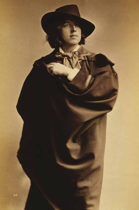Forma de Vestir de Oscar Wilde
