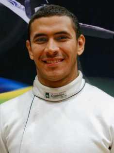 Ruben Limardo Venezolano atleta olimpico