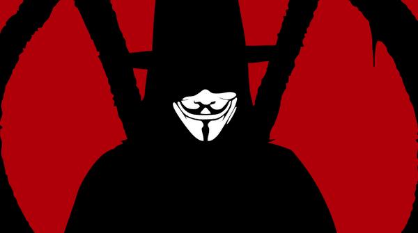 V for Vendetta Película distópica