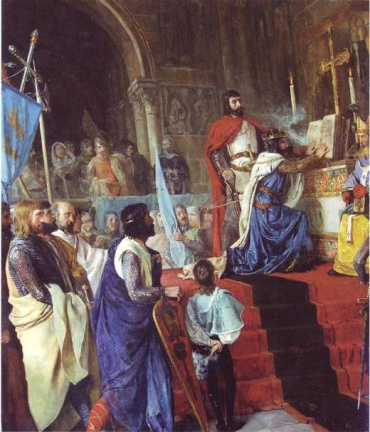 juramento del cid