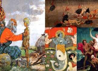 6 mitos y leyendas de diferentes culturas interesantes
