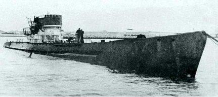 submarino aleman U-530