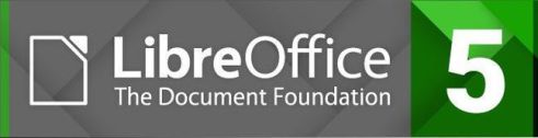 libreOffice 5 logo