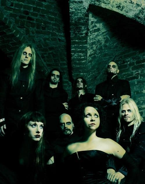 Banda therion metal