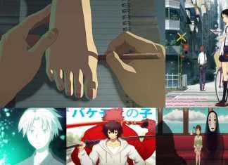 Top 10 las mejores películas anime
