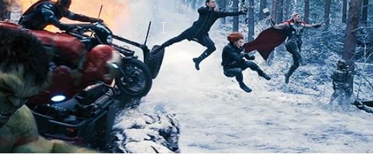 Avengers: La era de Ultron