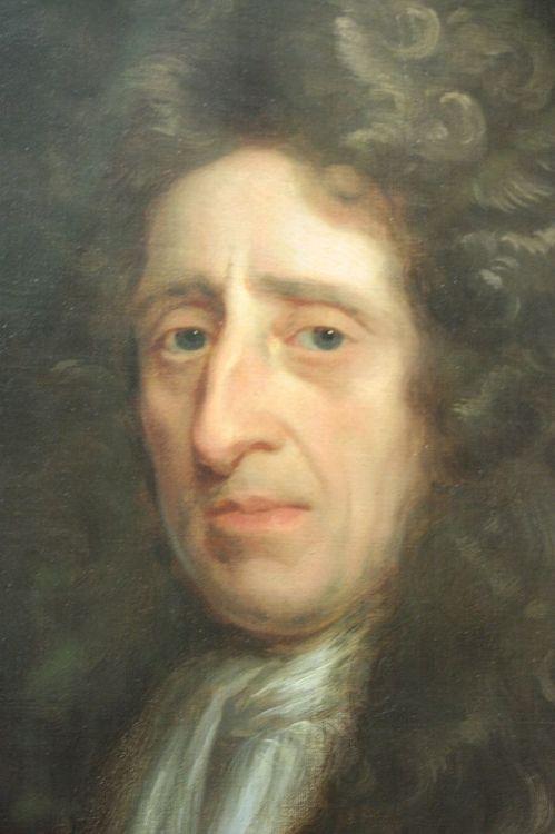 John Locke en Museo de Londres