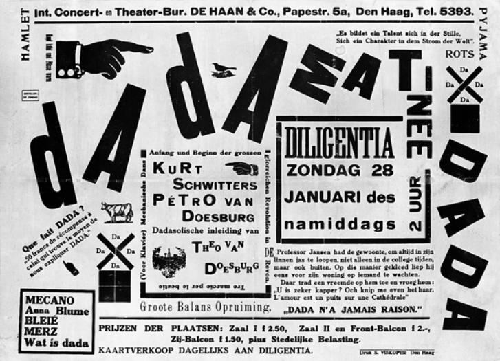 Ejemplo de Dadaismo