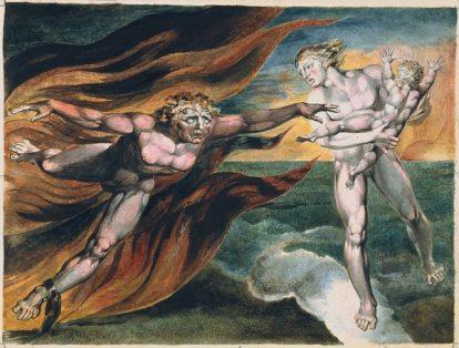 angeles y el mal