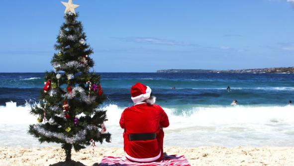 Navidad en Australia.