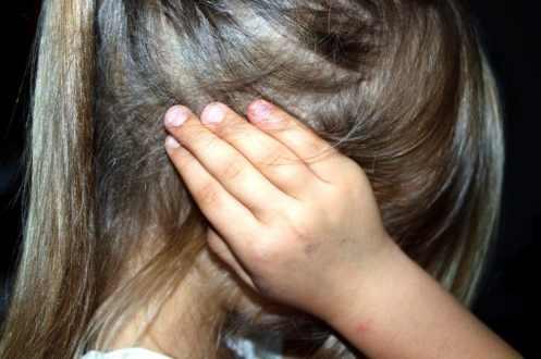 niño con transtorno de tdah