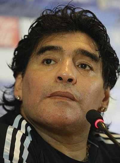 Maradona seleccion