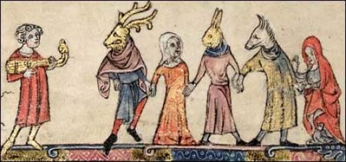 como era el carnaval en el medievo