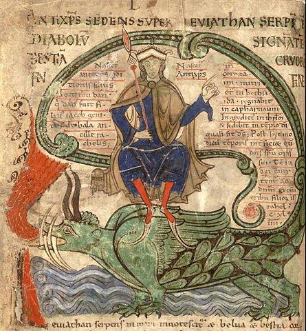 Representacion del leviatan