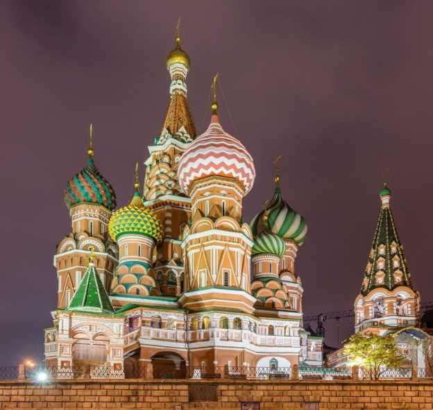 catedral de san basilio en rusia historia