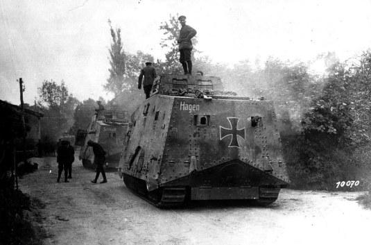 tanques guerra mundial