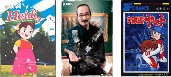 Inspiraciones de Satoshi Kon