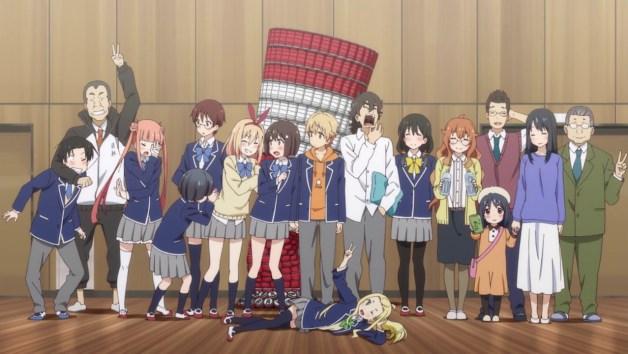 Kono-Bijutsubu anime risa