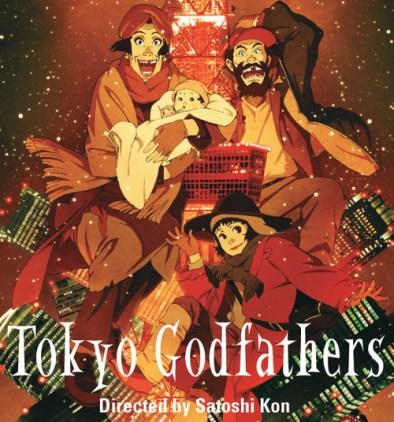 Tokyo Godfathers satoshi kon