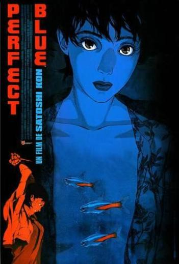 Perfect blue Satoshi Kon