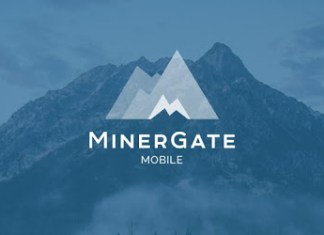 minergate smartphones
