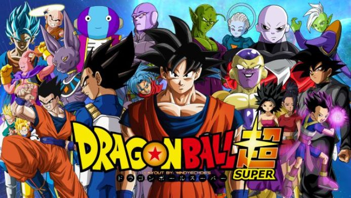 Dragon ball super remake DB