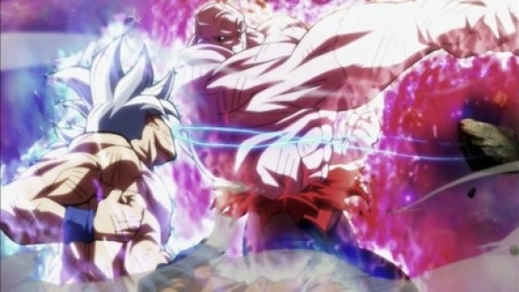 Goku vs Jiren remake