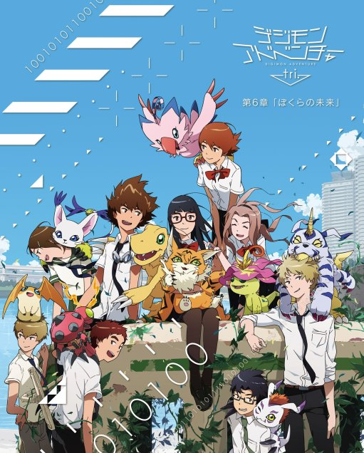 Digimon adventure tri. remake