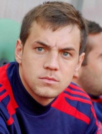 Artyom Dzyuba uno de los delanteros guapos del mundial de futbol