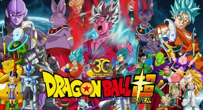 Dragon ball super remake