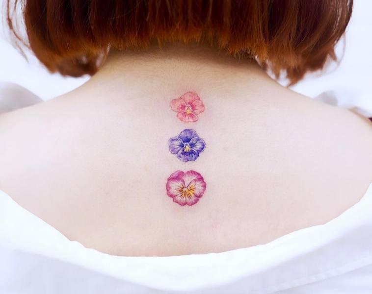 Tatuajes Pequenos Para Mujeres Procrastina Facil