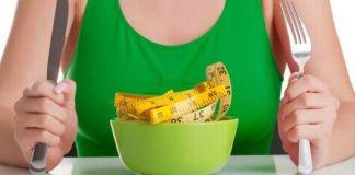 dieta calorías