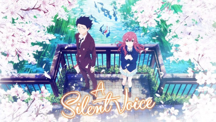 Koe no katachi anime romance