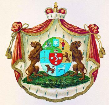 Escudo de la familia Yusúpov