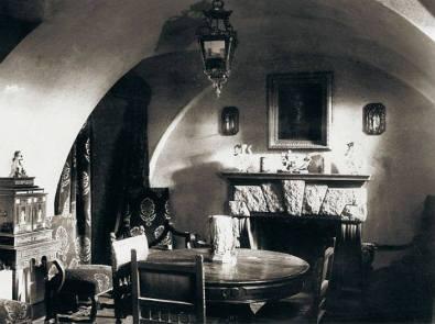 Sótano del palacio de Yusúpov