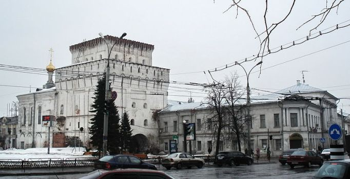 Torre Znamenskaya