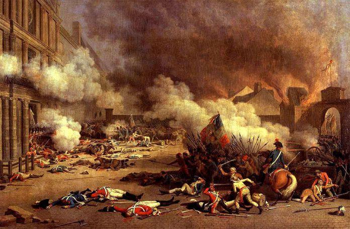 Guerra Francia y Austria