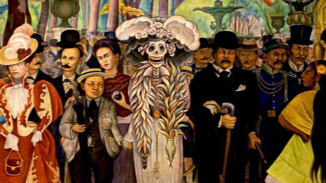 Diego Rivera La Catrina