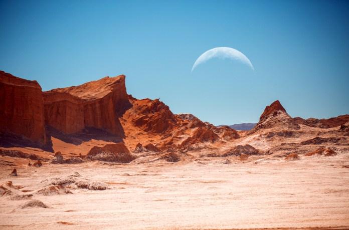 desierto más árido del planeta