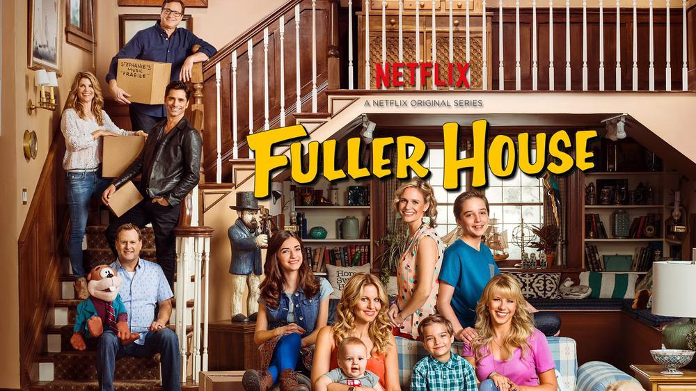 Elenco y poster de Fuller House