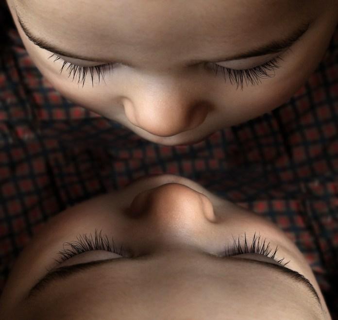 contacto visual desde que somos bebes